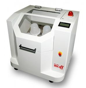 DIK-2610_無粉塵型自動粉砕篩分け装置